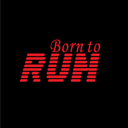 Born To Run baby gifts