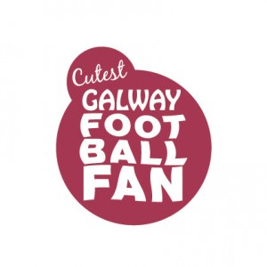 Cutest Galway Football Fan baby cloth