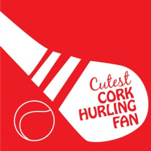 Cutest Cork Hurling Fan GAA