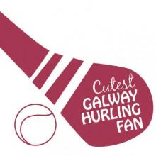 Cutest Galway Hurling Fan baby cloth