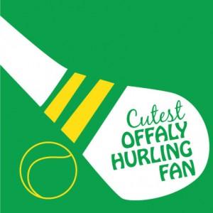 Cutest Offaly Hurling Fan Baby fun