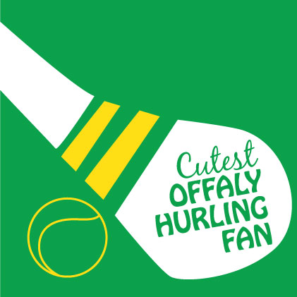 Cutest Offaly Hurling Fan Baby fun