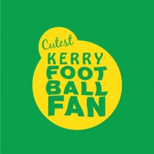 Cutest Kerry Football Fan Baby cloth
