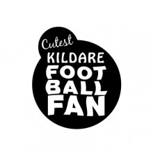Cutest Kildare Football Fan baby cloth