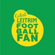 Cutest Leitrim Football Fan baby cloth