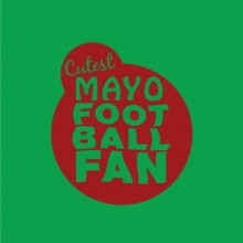 Cutest Mayo Football Fan GAA