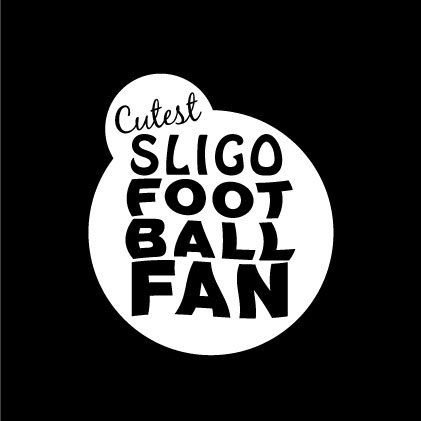 Cutest Sligo Football Fan baby gifts