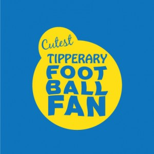 Cutest Tipperary Football Fan GAA