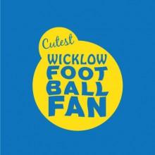 Cutest Wicklow Football Fan Cloth Baby