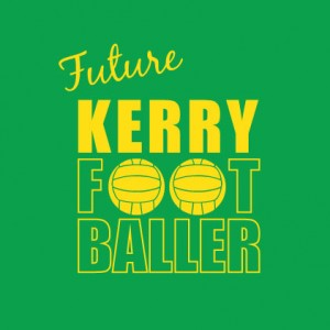 Future Footballer Kerry Baby cloth