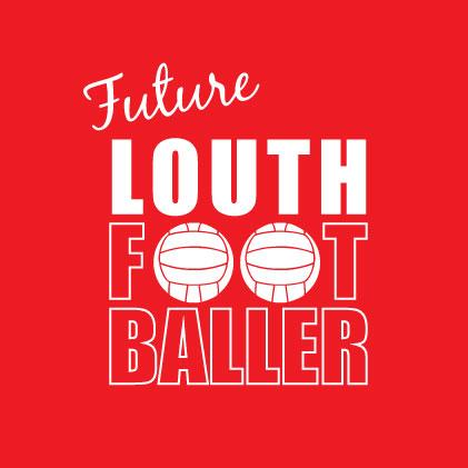 Future Footballer Louth baby cloth