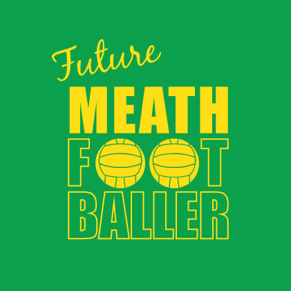 Future Meath Footballer baby gifts