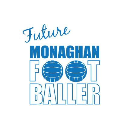 Monaghan GAA baby cloth