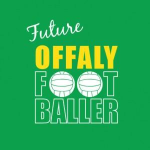 Future Offaly Footballer baby cloth