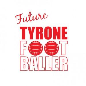 Future Tyrone Footballer baby cloth