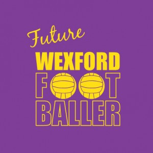 Future Wexford Footballer baby cloth