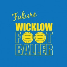 Future Wicklow Footballer Baby Cloth