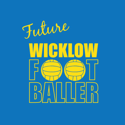 Future Wicklow Footballer Baby Cloth