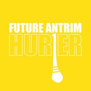 Future Antrim Hurler baby cloth