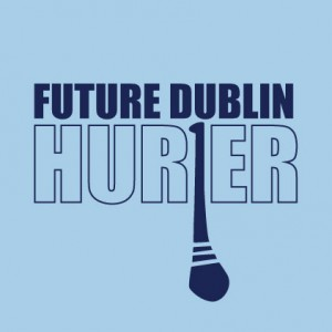 Future Dublin Hurler baby cloth