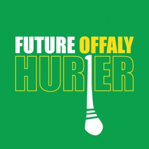 Future Offaly Hurler baby cloth