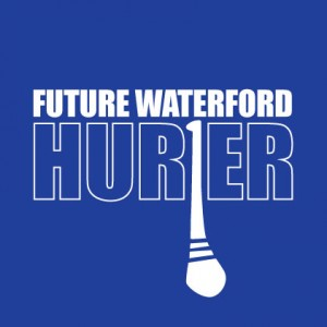 Future Waterford Hurler baby cloth