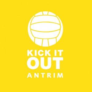Kick It Out Antrim baby cloth