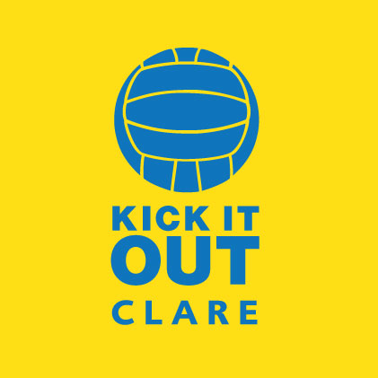 Kick It Out Clare baby cloth