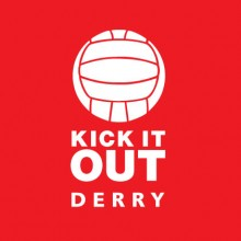 Kick It Out Derry baby cloth