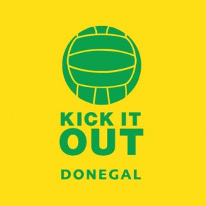 Kick It Out Donegal baby cloth
