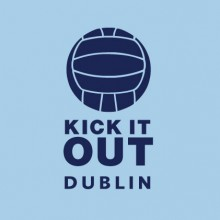 Kick it out Dublin baby cloth