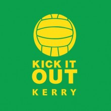 Kick It Out Kerry baby wear