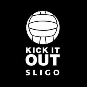 Kick It Out Sligo baby cloth