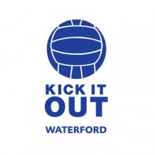Kick It Out Waterford baby cloth