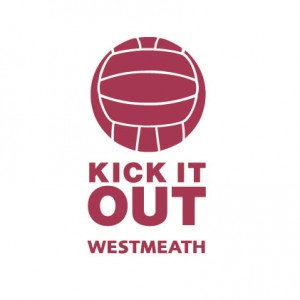 Kick it Out Westmeath baby cloth