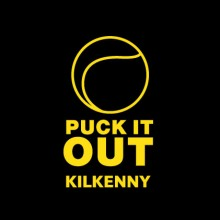 Puck it out Kilkenny baby cloth