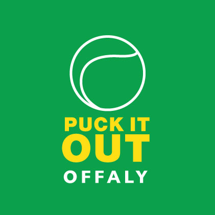 Puck It Out Offaly baby cloth