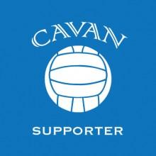 Cavan Football Supporter baby cloth