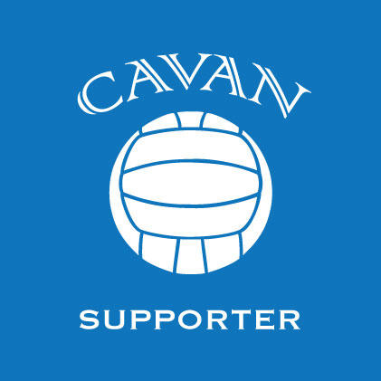 Cavan Football Supporter baby cloth