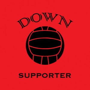 Down Football Supporter