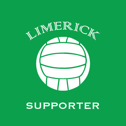 Limerick Football Supporter baby cloth