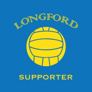 Longford Football Supporter baby gifts