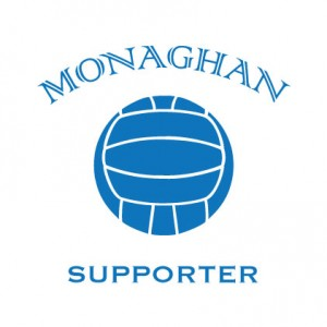 Monaghan Football Supporter baby cloth