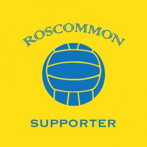 Roscommon Football Supporter baby gifts
