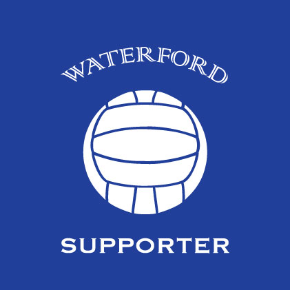 Waterford Football Supporter baby cloth