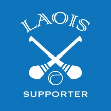 Laois Hurling Supporter baby cloth