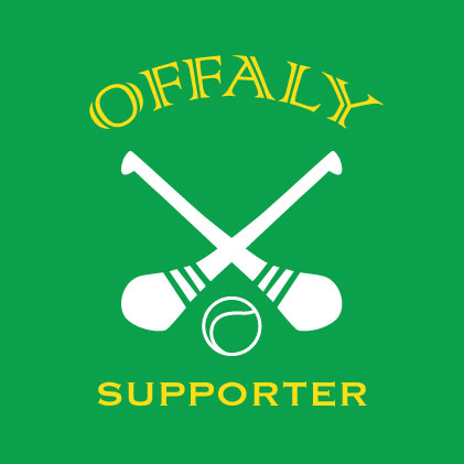 Offaly Hurling Supporter baby gift