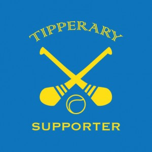 Tipperary Supporter baby cloth