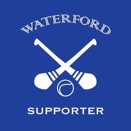 Waterford Hurling Supporter baby gift