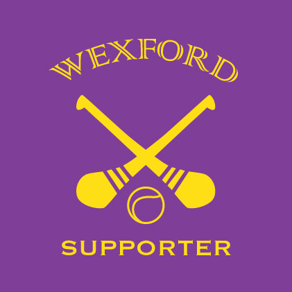 Wexford Supporter Baby Cloth